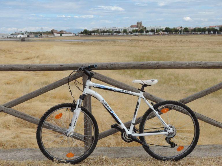 Alojamiento Bikefriendly en Cáceres